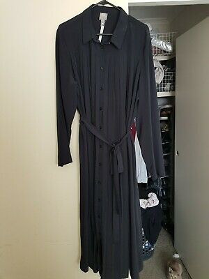AU40 • Buy ASOS Curve Pleated Shirt Dress Size 20