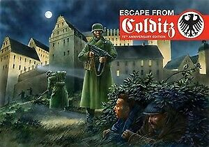Escape From Colditz Board Game: 75th Anniversary Edition • 45.98£