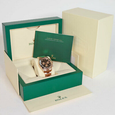 $ CDN51693.93 • Buy Rolex Daytona Everose Gold  -  - 116505