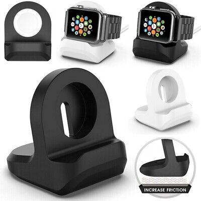 $ CDN6.70 • Buy Charging Dock Charger Holder Stand Station For Apple Watch IWatch 1/2/3/4/5/6 SE