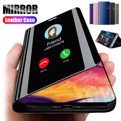 AU7.49 • Buy For LG K42 K52 K41S K51S K61 K50 Smart View Mirror Leather Flip Stand Case Cover