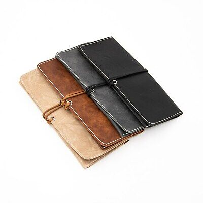 AU5.95 • Buy PU Leather Pocket Sunglasses Case Bag Pouch Soft Pouch Personalized Portable