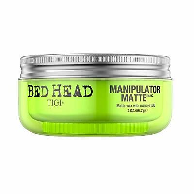 Bed Head By Tigi Manipulator Matte Hair Wax For Strong Hold 56.7 G • 10.80£