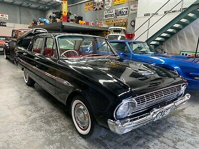 AU45000 • Buy 1963 Ford Falcon Xl Futura Factory Black  Very Rare And Collectible