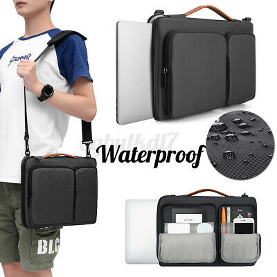AU28.99 • Buy 14  Inch Laptop Case Sleeve Carry Shouler Bag Waterproof Cover For HP Notebook