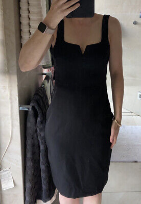 AU19 • Buy BARGAIN Stunning FOREVER NEW Little Black Dress Size 6 Excellent Condition