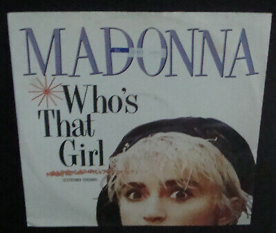 £4.99 • Buy Madonna - Who's That Girl - Vinyl LP 12''