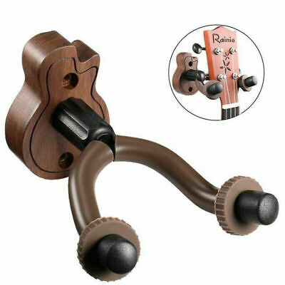 $ CDN63.57 • Buy 2 Pcs For Acoustic Guitar Wall Mount Hanger Wall Accessories Stand Holder Hook