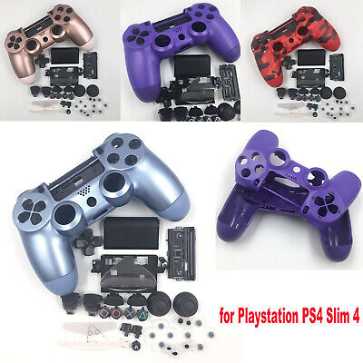 AU18.34 • Buy Game Controller Housing Shell Case Buttons Mod Kit For Sony Playstation PS4 Slim