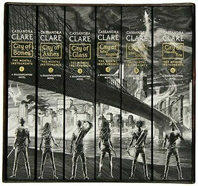 The Mortal Instruments, The Complete Collection(City Of Bones/ #56938 • 64.99£