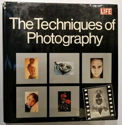 The Techniques Of Photography, Time-Life, Hardback Book, 1976 • 8.25£