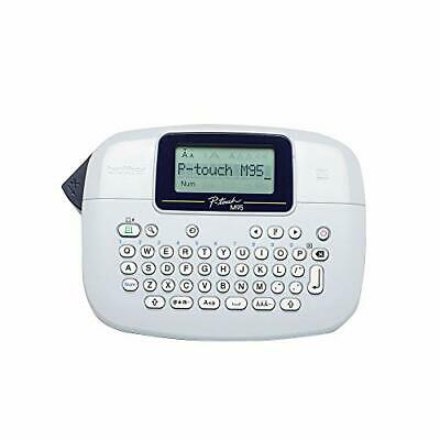 Brother Label Maker, P-Touch Label Printer, Handheld, QWERTY Keyboard • 28.99£