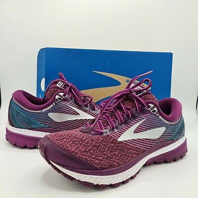 $ CDN70.49 • Buy Pre-owned Brooks Ghost 12 Womens Cushion Running Shoes Size 8.5B