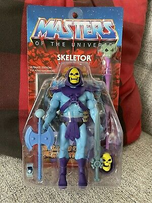 $119.99 • Buy NEW Masters Of The Universe Classics Filmation Ultimate Skeletor He-man Super 7