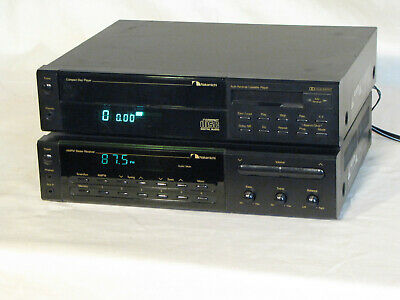 $150 • Buy Nakamichi R-1 Receiver And CP-1 Cd/cassette Matched Pair. Checked And Tested