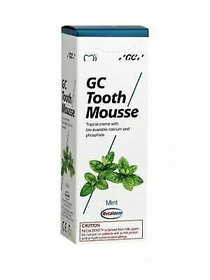 AU25.19 • Buy Gc Tooth Mousse Mint 40 Gm Recaldent