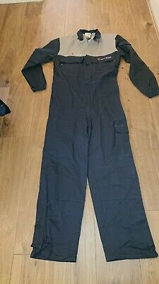 Ladies Or Mens Proban Use Navy Blue Colour Boilersuit Or Overalls. • 16£