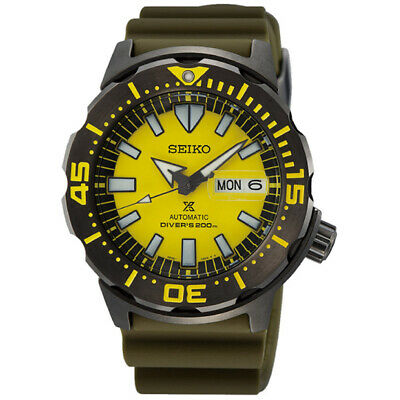 $ CDN650.71 • Buy Seiko SRPF35K1 Men's Automatic Prospex Monster Divers 200M Special Edition Watch