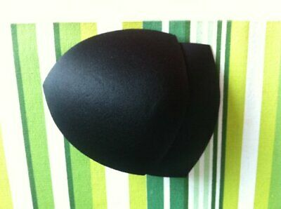 £6.97 • Buy 1 Pair Replacement Bra Pads For Genie Bra Other  Bras One Size Washable Black