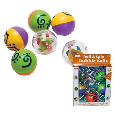 £6.50 • Buy Spin And Roll Balls Baby Toddler Activity Fun Play Game