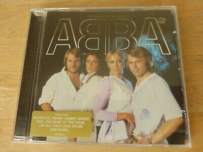Abba - The Name Of The Game - CD ( Waterloo / SOS / Ring Ring ) • 3£