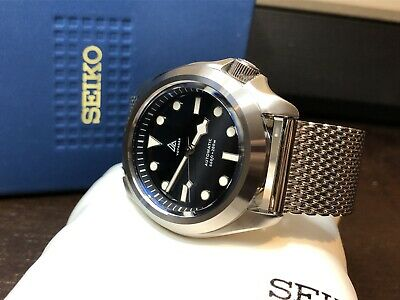 $ CDN601.11 • Buy Custom Seiko SKX007 Automatic Dress Watch Black Bay Homage NH35 Full Mod Diver