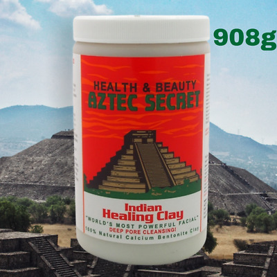 AU39.95 • Buy Aztec Secret Indian Healing Clay 908 Grams THE WORLD'S MOST POWERFUL FACIAL!
