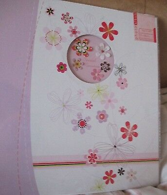 Special Memories Floral Photo Album, Holds 104 X 5  X 7  Photos - New • 8.50£