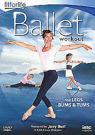 £7.99 • Buy Ballet Workout - For Legs, Tums And Bums (DVD, 2010)