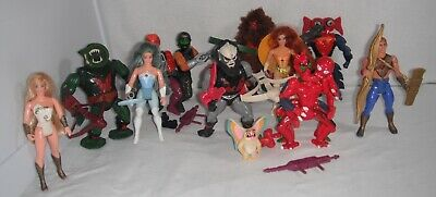 $465 • Buy Masters Of The Universe Vintage 1980s Mattel Action Figures Lot (Evil Hordak)