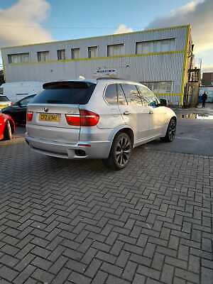 Bmw X5 35d X Drive M Sport 2009 Px Swap Private Plate • 7,250£