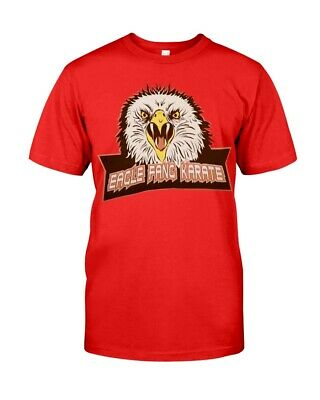 $16.35 • Buy T-shirt RED Color Men's Eagle Fang Karate Classic 2021, Size S-5XL