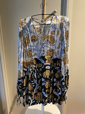 AU120 • Buy ALICE MCCALL  This Could Be Us  Gorgeous Patterned Dress Au12
