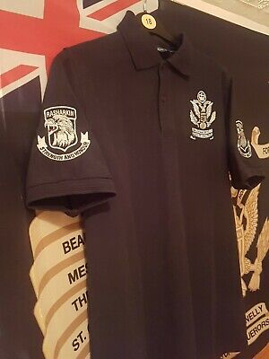 £30 • Buy Ballymaconnelly Sons Of Conquerors Loyalist Flute Band Polo Shirt ** LARGE