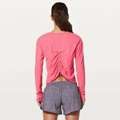 $ CDN45.93 • Buy Lululemon On Pace Long Sleeve Size 6