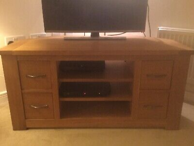 Cambridge Oak TV Unit • 100£