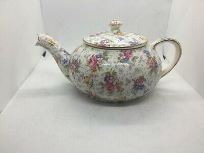$ CDN124.98 • Buy Vintage Royal Winton Small Breakfast Stacking Teapot