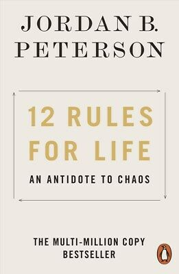 AU19.99 • Buy New 12 Rules For Life By Jordan B. Peterson