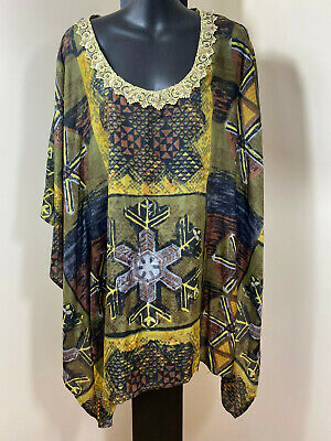 AU59.99 • Buy Save The Queen Unique Italian Designer Shift Dress/Blouse Free Shipping