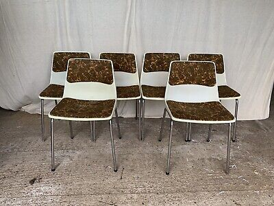 £180 • Buy Set Of 6 Retro Hille Chairs - Chair Centre - Mid Century - Stylish