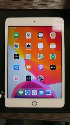 $ CDN375 • Buy Apple IPad Mini 4 128GB, Wi-Fi, 7.9in - Silver (CA)
