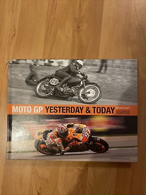 £16 • Buy Moto GP Yesterday And Today Book