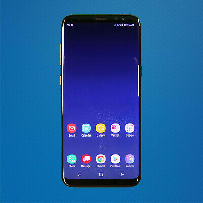 $ CDN155.05 • Buy Poor - Samsung Galaxy S8+ SM-G955U 64GB - Midnight Black (AT&T) READ NOTES