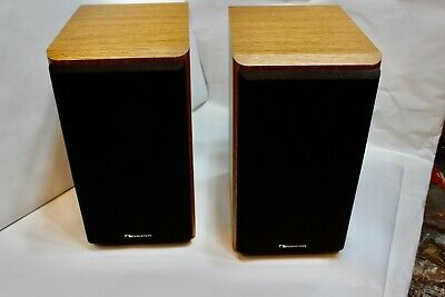 $150 • Buy Nakamichi SP-5 Speakers, 6 Ohms - Tested, Excellent Working Condition