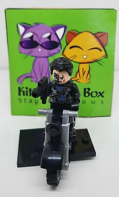 £5.66 • Buy Terminator - With Motorcycle - Figure Compatible With Lego