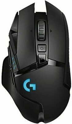 AU185 • Buy Logitech G502 Lightspeed Wired Wireless Gaming Mouse For PC Laptop Rechargeable