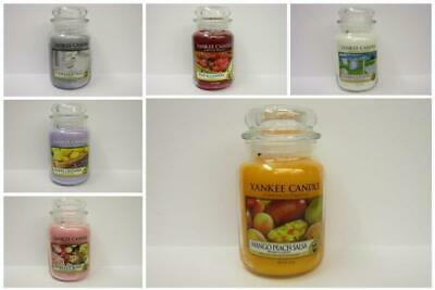 £21.50 • Buy Yankee Candle Large Jars - Choose From Brand New And Old Favourite Fragrances
