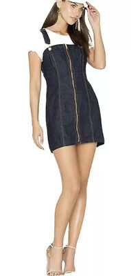 AU69 • Buy Womens Alice Mccall Blue Denim Mini Dress Size 6 As New
