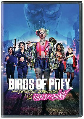 Birds Of Prey (and The Fantabulous Emancipation Of One Harley Quinn) • 6.98£