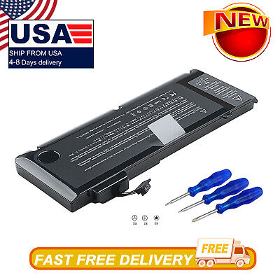 $21.99 • Buy Battery For Mac Book Pro 13  A1278 A1322 Mid 2009 2010 2011 2012